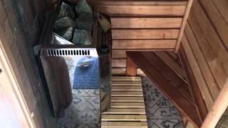 видео Проекты бань с балконом