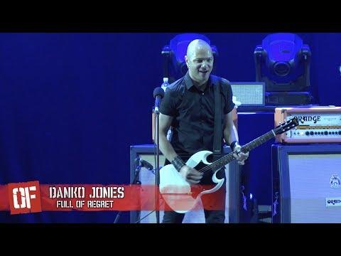 Open Flair Festival 2017- Danko Jones (