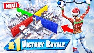 *NEU* THE WALLS Modus in Fortnite Battle Royale !