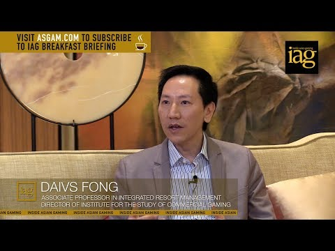 Dr Davis Fong  - Macau gaming concessionaire licence renewals from 2020 - Industry Interviews
