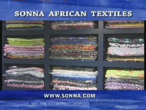 SONNA African Textiles commercial