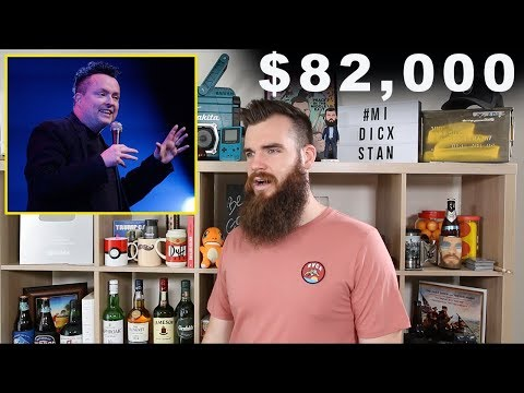 Fined $82,000 For A JOKE