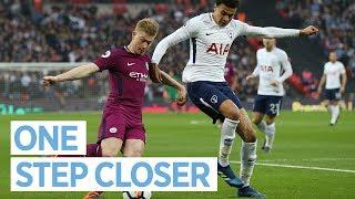 KDB ON SPURS WIN | Spurs 1-3 Man City | Kevin De Bruyne Post Match Reaction