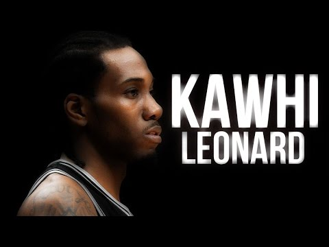 Kawhi Leonard MIX - Above The Clouds [HD]
