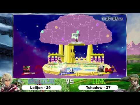 Shulk VS Link Discord Crew Battle (Warning: Non eSports commentary)