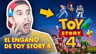 ANALIZO el trailer de TOY STORY 4