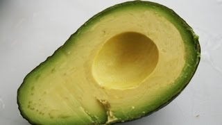 Quick tip: How To Cut & Peel Avocados