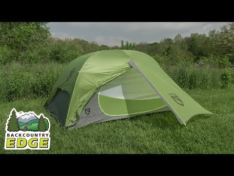 NEMO Dragonfly 2P 3-Season Backpacking Tent