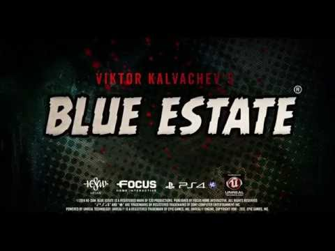 Video Blue Estate PS4 trailer