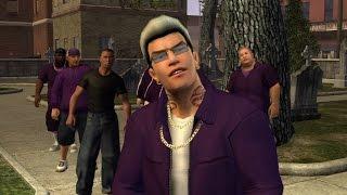 Saints Row - Intro & Mission #1 - Canonized