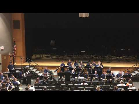 Finland Middle School Jazz Band Grade End of Year/Pre-Competition Concert 5/8/19