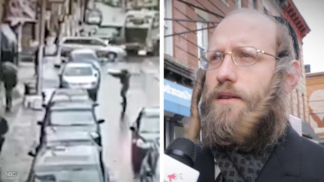 New Jersey residents struggle to understand antisemitic murders at JC Kosher   David Menzies