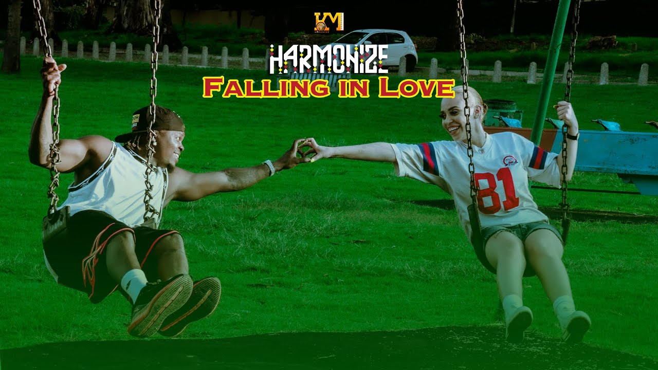 Harmonize - Falling in Love (Official music video)