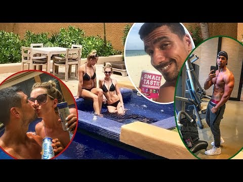 MÉXICO - Villa, Pool, Beach, Food, Gym! #TresComaSiete 060