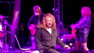 Robert Plant Plays Ramble On 11/5/11