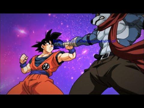 The tournament of power :Dragon ball Xenoverse 2