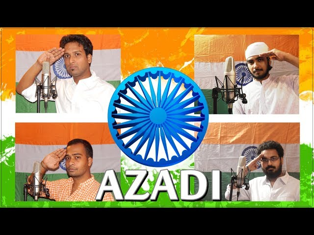 Azadi | CAB | NRC | Pulwama Attack | Indian song