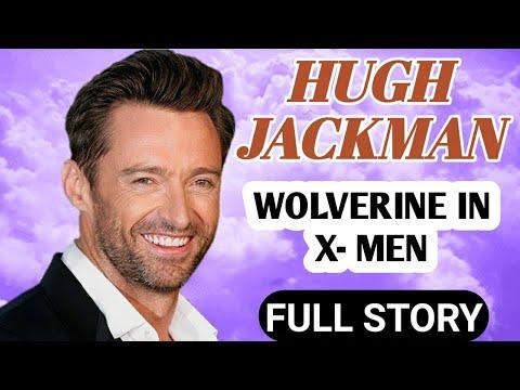 Hugh Jackman Biography || Hollywood Actor || Wolverine in X-Men Series