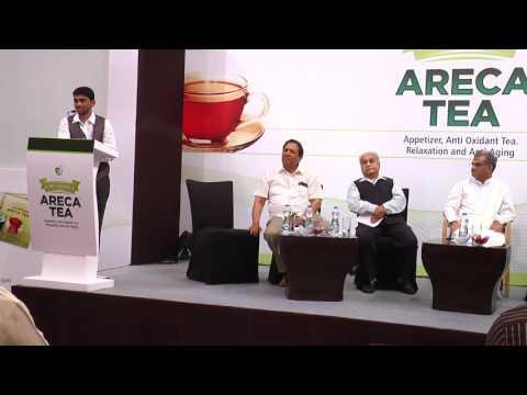 Areca Tea launch Highlights - Nivedan Speech