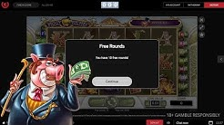 GUTS Casino – How to Register and Get 10 Free Spins Signup Bonus (Wager Free!)