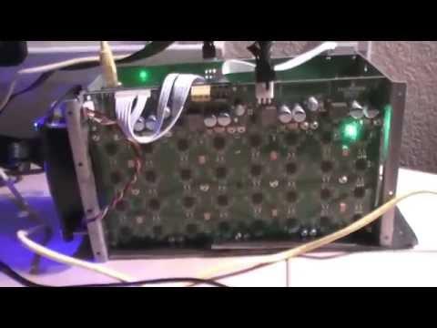 Bitmain Antminer S1 180 Gh/s Bitcoin Miner SHA-256