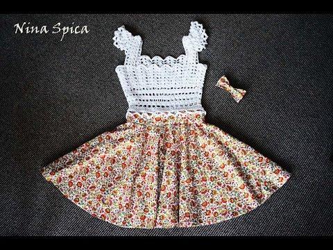 Платье годеция часть 2