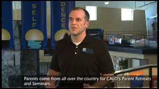 Parental Involvement in Attachment Disorder Residential Treatment at CALO
