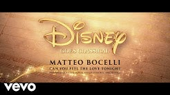 Can You Feel The Love Tonight - Featuring Matteo Bocelli with The Royal Philharmonic Or...