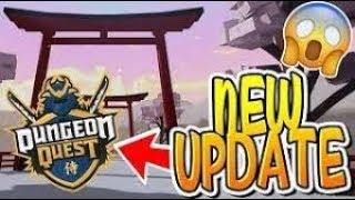 Roblox Dungeon Quest Carrys items Live Stream Eps.4 *NEW UPDATE*