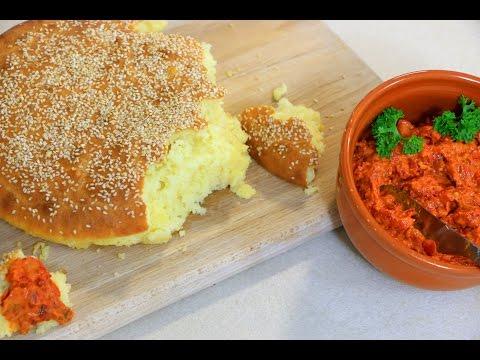 Mekana pogača sa kiselim mlekom - 30 minuta - Home Made Bread