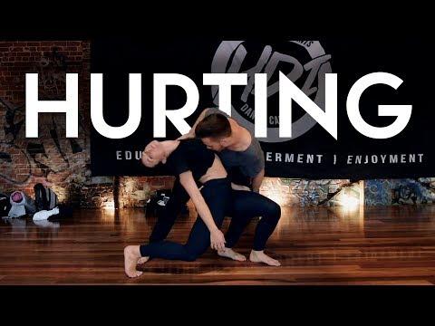 Hurting - SG Lewis feat Aluna George | Brian Friedman Choreography | HDI Melbourne