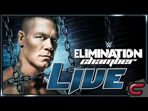WWE Elimination Chamber 2017 Live Full Show February 12th 2017 Live Reactions again