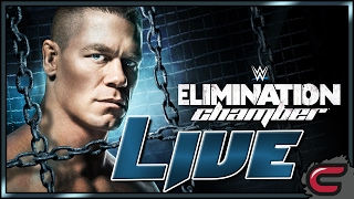 WWE Elimination Chamber 2017 Live Full Show February 12th 2017 Live Reactions again thumbnail