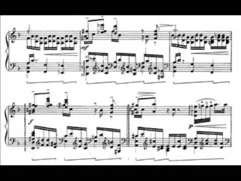 Melodie de Orfeo, Abram Chasin's Transcription, Performed By Abbey Simon