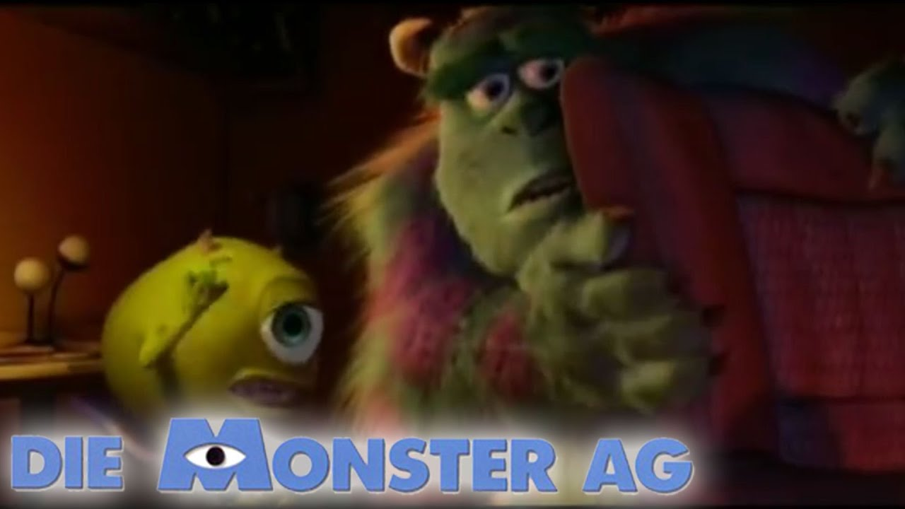 Monster Ag Monster Uni Auf Disney Dvd Und Blu Ray Disney Hd