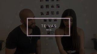 Te vas - MYA (Cover) - Gian Franco Nanni, Amorina