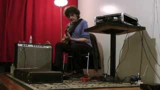 Richard Pinhas - Live at Stranded, Oakland 9-21-13