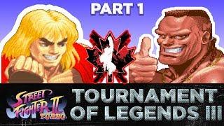 Super Turbo - Tournament of Legends III - 3v3 Teams Part 1