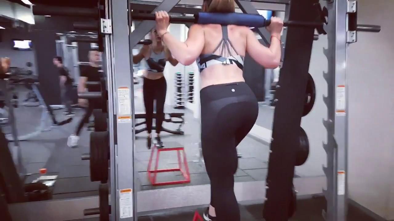 Amanda: Leg Day 3