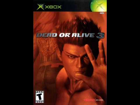 Dead or Alive 3 Music-Cracker (Theme of Brad Wong)