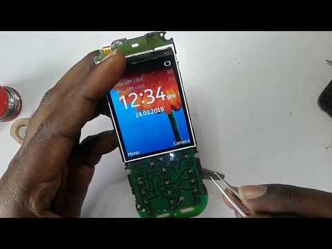 Nokia 220 (rm 969) keypad solution