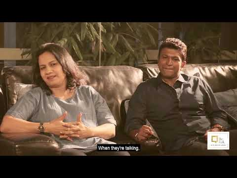 Ashwini and Puneeth Rajkumar on The Talk with Preethi Shenoy