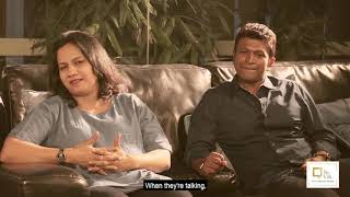 Ashwini and Puneeth Rajkumar on The Talk with Preethi Shenoy (Season 1)