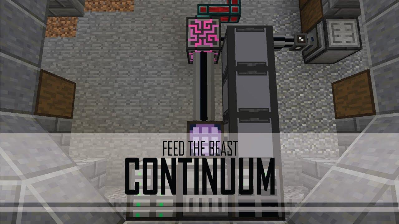 [BETA] FTB Continuum - 26 - APPLIED ENERGISTICS 2 STORAGE SYSTEM