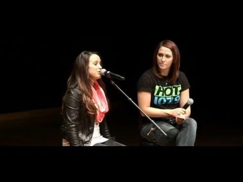 Britt Nicole Interview & Performance