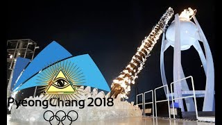 WINTER OLYMPIC GAMES 2018 OPENING ILLUMINATI CEREMONY EXPOSED...