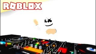 I TRANSFORM IN MARSHMELLO IN ROBLOX