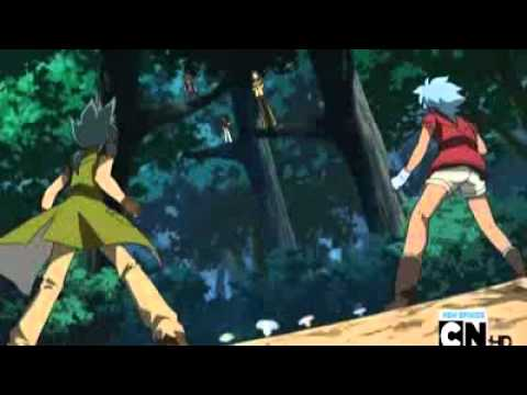 Beyblade Metal Fusion Episode 21 Warriors English Dubbed ...