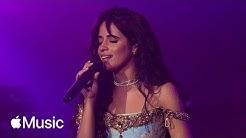 "Camila Cabello - ""Liar"" Live (New Music Daily Presents) | Apple Music"