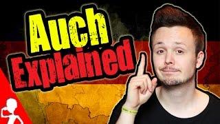 Learn German | Auch Explained